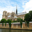 Stock Photo: Notre Dame cathedral