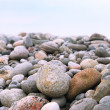 Beach pebbles - Stock Photo