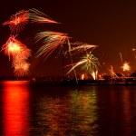 Toronto fireworks — Stock Photo #4824859