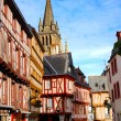 Stock Photo: Medieval Vannes, France.