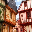 Stock Photo: Medieval Vannes, France