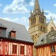 Medieval Vannes, France — Stock Photo #4825160