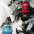 Christmas decorations — Stock Photo #4825236