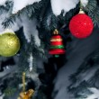 Christmas decorations — Stock Photo #4825237