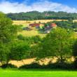 Rural landscape — Stock Photo #4825387