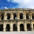 Royalty-Free Stock Photo: Roman arena in Nimes France