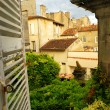 Stock Photo: View in Cognac