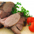 Stock Photo: Beef roast