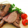 Beef roast - Stock Photo