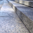 Stone steps - Foto Stock