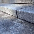 Stone steps - Stock Photo