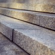 Granite stairs — Stock Photo #4825805