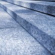 Granite stairs — Stockfoto