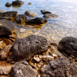 Rocks in clear water — Stock Photo #4825814