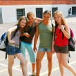 School girls — Stockfoto