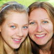 Mother and daughter — Stock Photo #4826097