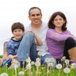happy family — Stock Photo #4826211