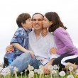 happy family — Stock Photo #4826216
