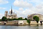 Notre Dame — Foto Stock