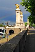 Pont Alexander III — Stock Photo