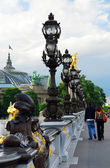 Pont Alexander III — Stock Photo