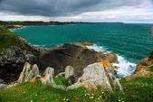 Brittany coast — Stock Photo