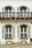 Breton house — Stock Photo