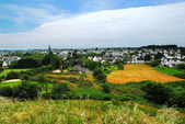 Town of Carnac in Brittany — Stock Photo