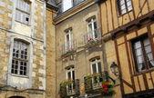 Medieval Vannes, France — Stock Photo