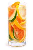 Citrus beverage — Stock Photo