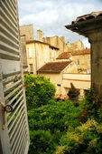View in Cognac — Stock Photo