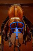 Saddles — Stock Photo