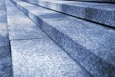 Granite stairs — Stock Photo