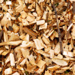 Stock Photo: Wood chips