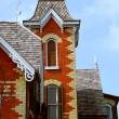 Victorian house - Stock Photo
