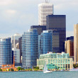 Toronto waterfront - Stock Photo