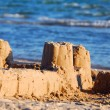 Sand castle — Stock Photo #4947600