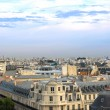 Paris rooftops - Lizenzfreies Foto