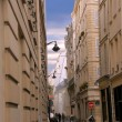 Paris street — Stockfoto