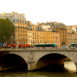 Paris Seine - Stock Photo