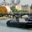 Paris seine — Stockfoto