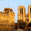 Notre Dame de Paris — Stock Photo #4947829