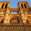 Notre Dame de Paris — Stock Photo #4947845