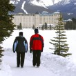 Lake Louise — Stock Photo #4947977
