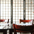 Japanese restaurant — Stock Photo #4947991