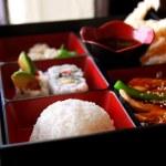 Japanese food — Stock Photo