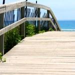 Beach view — Stock Photo #4948346