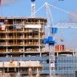 Building construction — Foto Stock