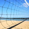 Royalty-Free Stock Photo: Volleyball net