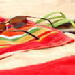 Royalty-Free Stock Photo: Beach items